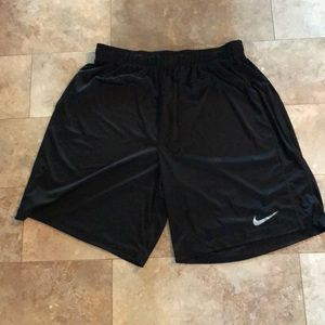 Nike Dri fit black short